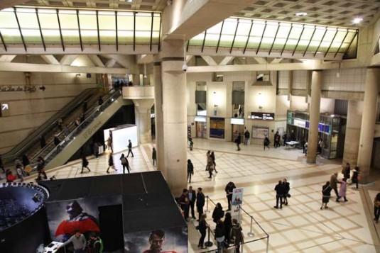 Forum des Halles winkelcentrum