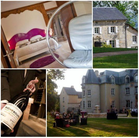 Chateau d Orfeuillette hotel Lozere