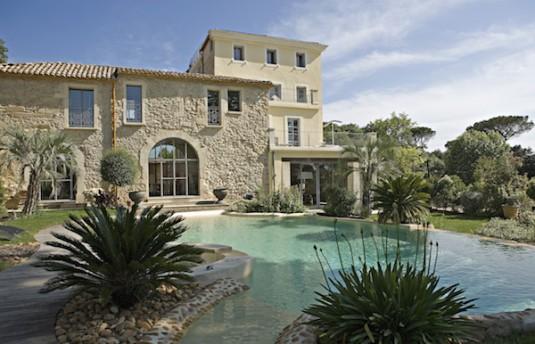 10 gaafste zwembaden - Domaine de Verchant (Languedoc)