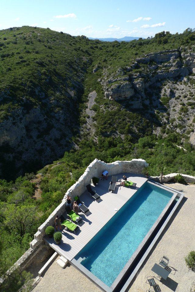 10 gaafste zwembaden BB Metafort Provence