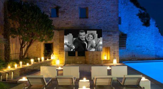 Hotel Vieux Castillon Gard Zuid-Frankrijk