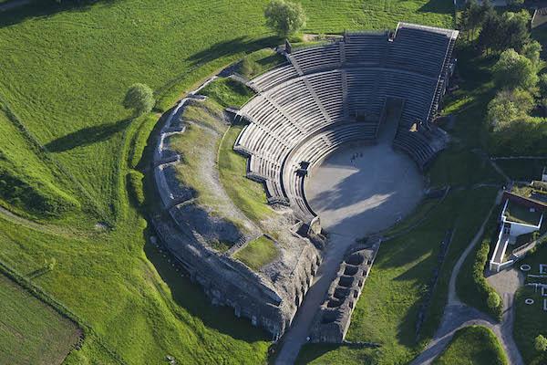 Galloromeins amfitheater