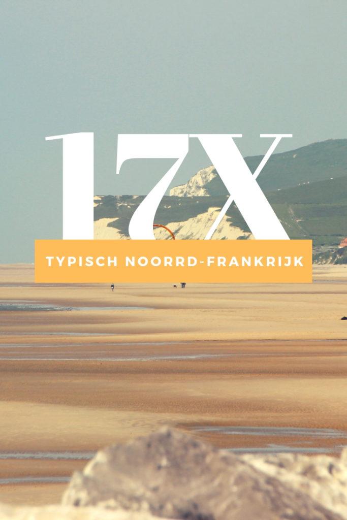 Noord Frankrijk toplist