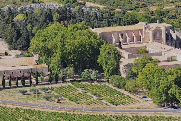 Auberge Jardin & abbaye Valmagne
