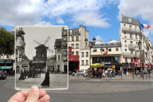 Boulevard-de-Clichy-1900-Moulin-Rouge-julien-knez