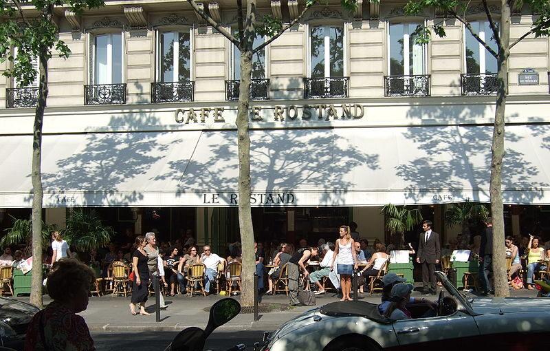 Le Rostand Saint-Germain