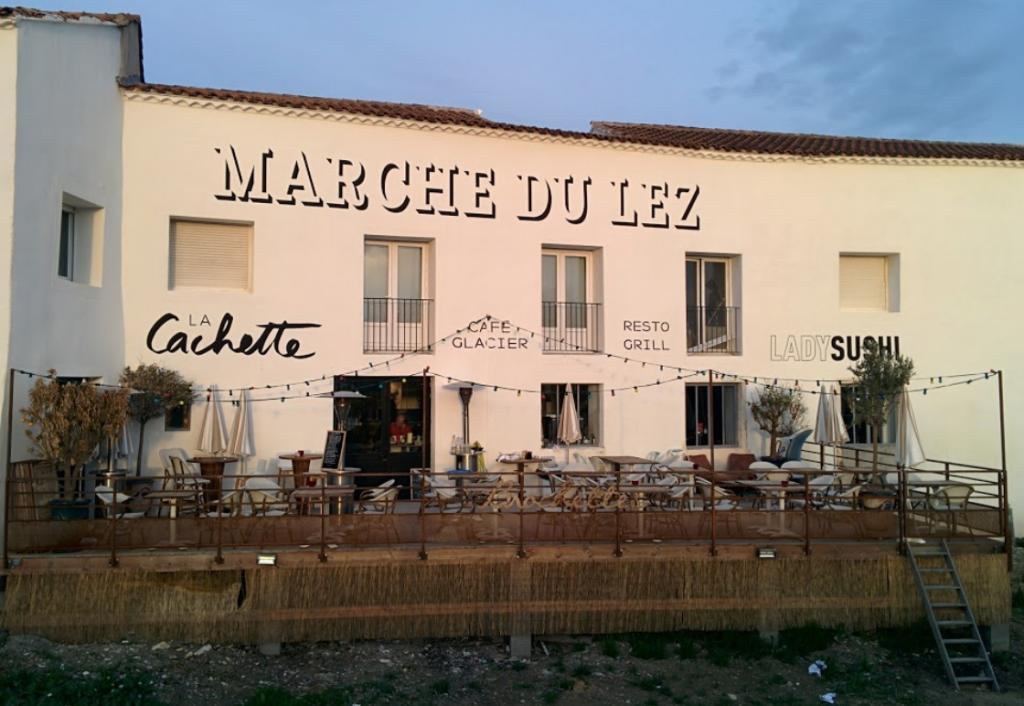 Marché du Lez Montpellier