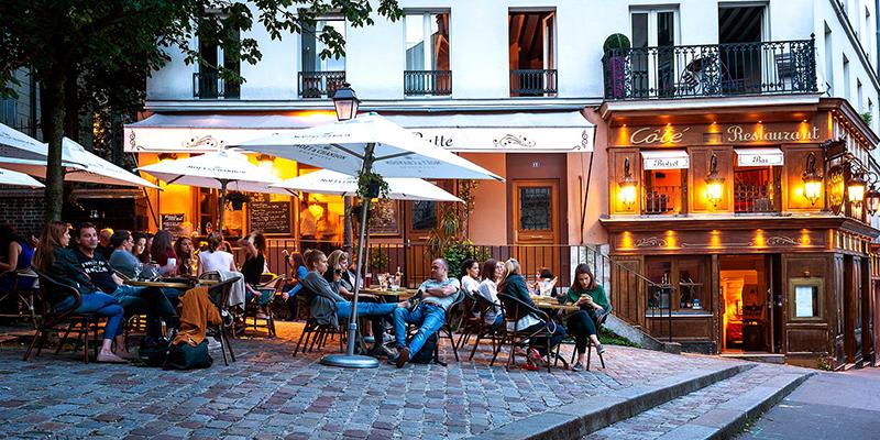 Relais de la Butte in Montmartre
