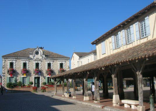 Villeréal bastides Lot-et-Garonne