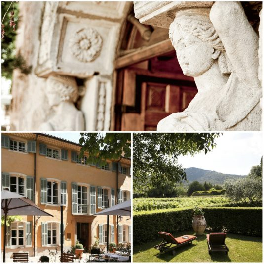 klooster hotel provence