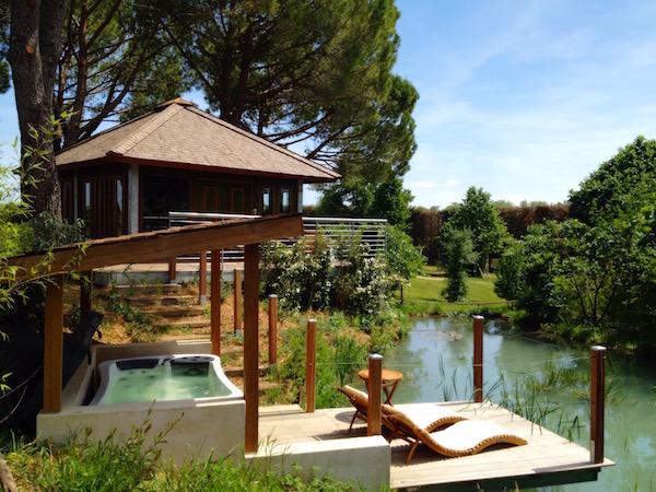Lodge bij Mas de l'eskerance-Gard