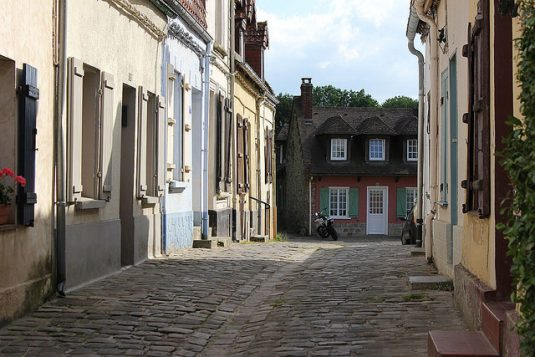Noord-Frankrijk montreuil