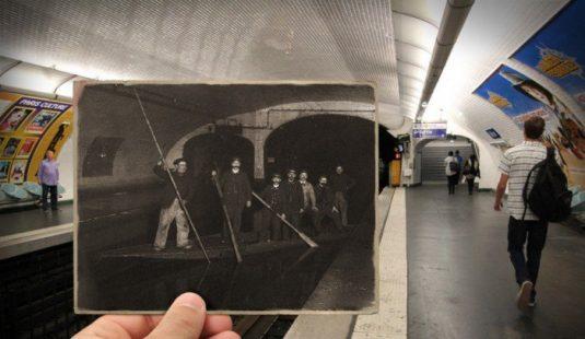 paris-metro-odeon-grand-crue-1910-julien-knez