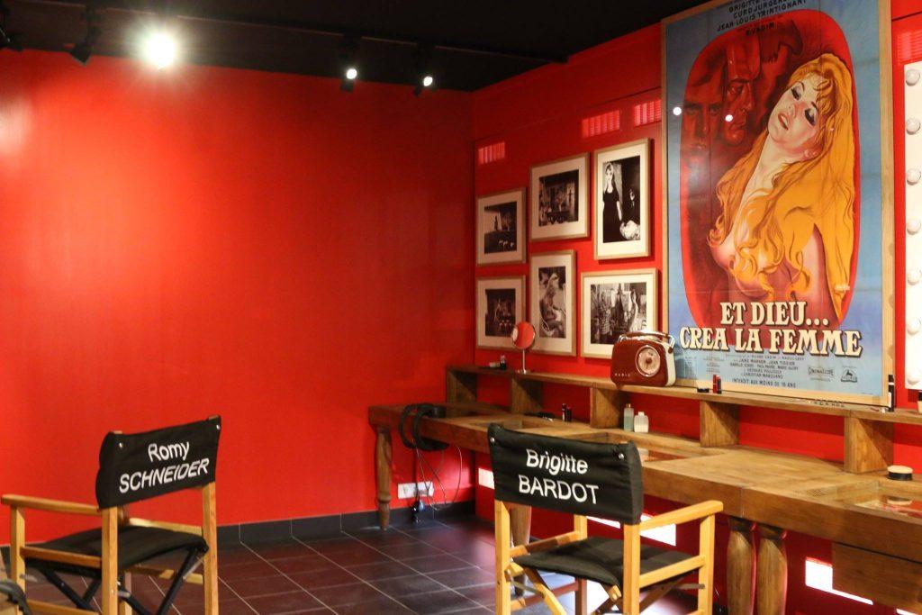 Louis de Funes museum bezienswaardigheden Saint Tropez musee filmsterren Brigitte Bardot