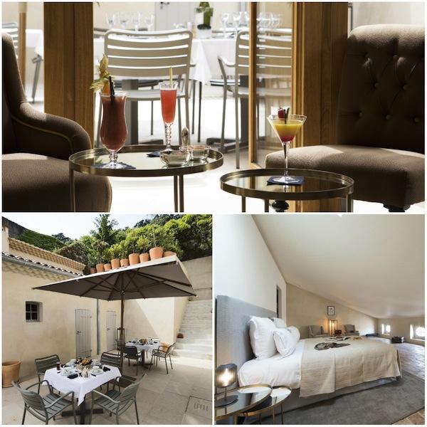 Hotel de la Villeon Fietshotel in de Ardeche