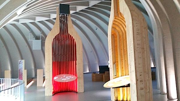 De ultieme wijntrip in bordeaux la cit du vin for Bordeaux design
