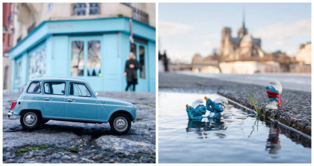 Instagrammer Parijs Discret
