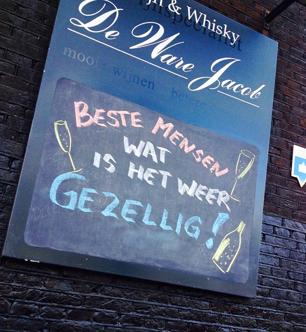 Nederlandse gezelligheid