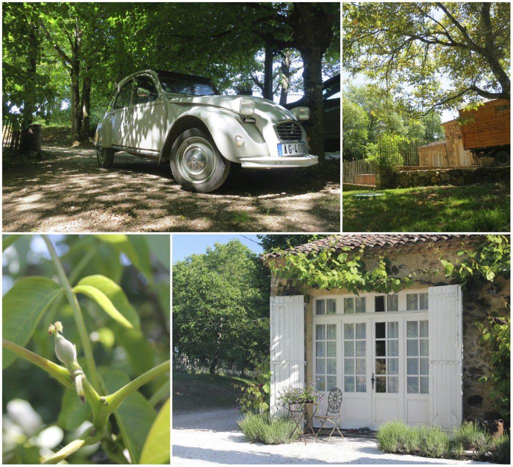 Gite en schoonheidssalon massages zuiden van Dordogne en Lot et Garonne