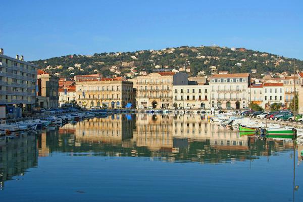 Sète authentieke Franse vissersplaats in de Languedoc-Roussillon