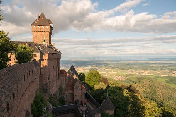 Château du Haut-Koenigsbourg, Orschwiller