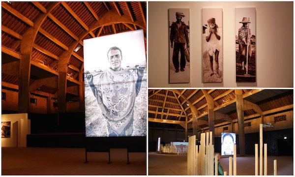 Foto-expositie Les Mines de Sel in de Saline Royale