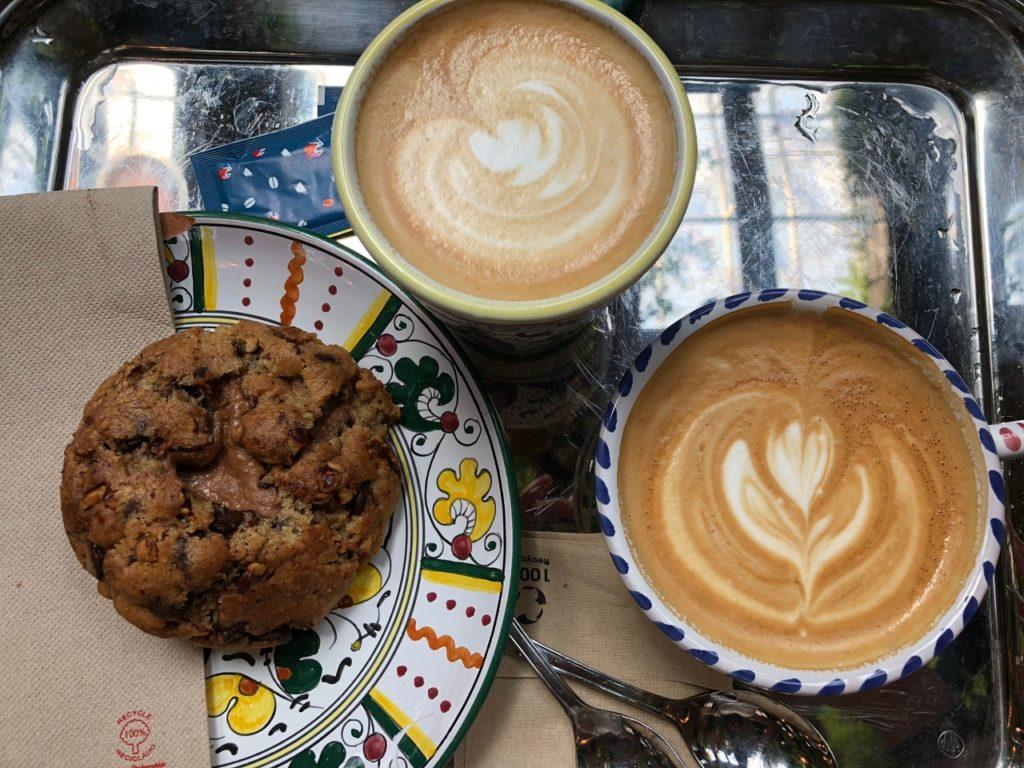 Koffie Parijs