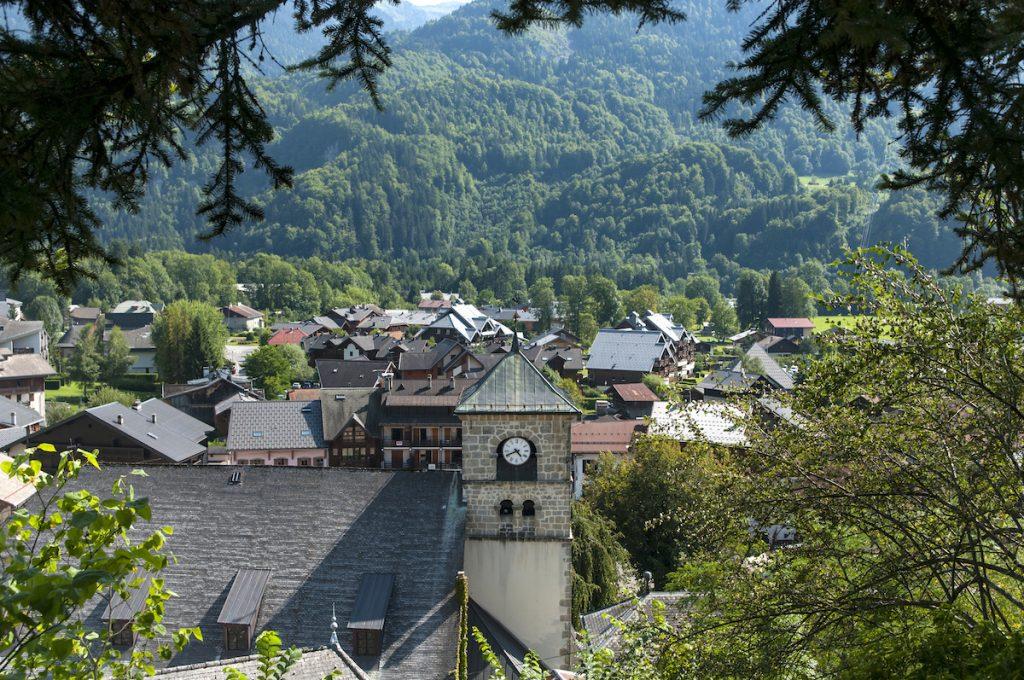 Samoens Franse Alpen Franse Alpen zomer bergen wandelen
