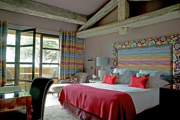 Hotelkamer Villa Marie bij Saint Tropez