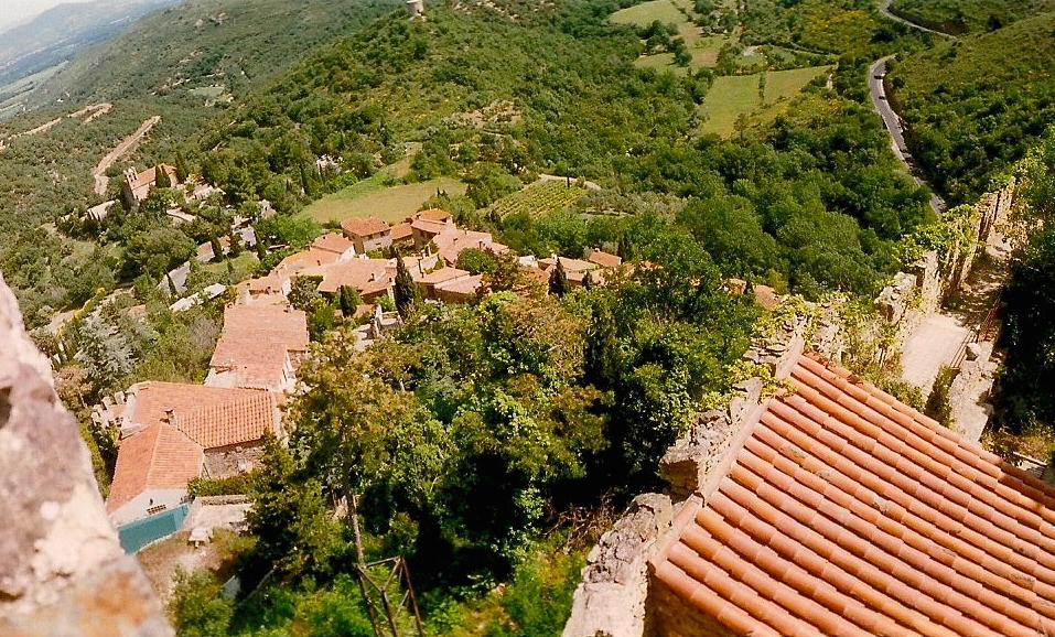 Mooiste dorpen van de Languedoc Castelnou