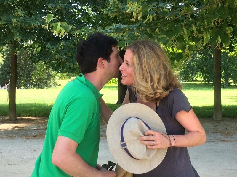 hoeveel kussen bises in Frankrijk per streek