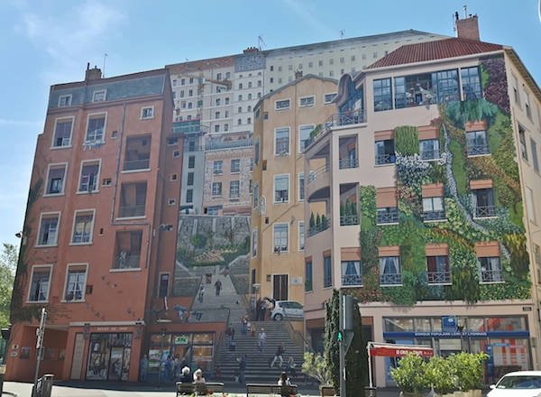 Lyon bezoektips tussenstop stedentrip leuk om te zien Fourviere La Croix-Rousse