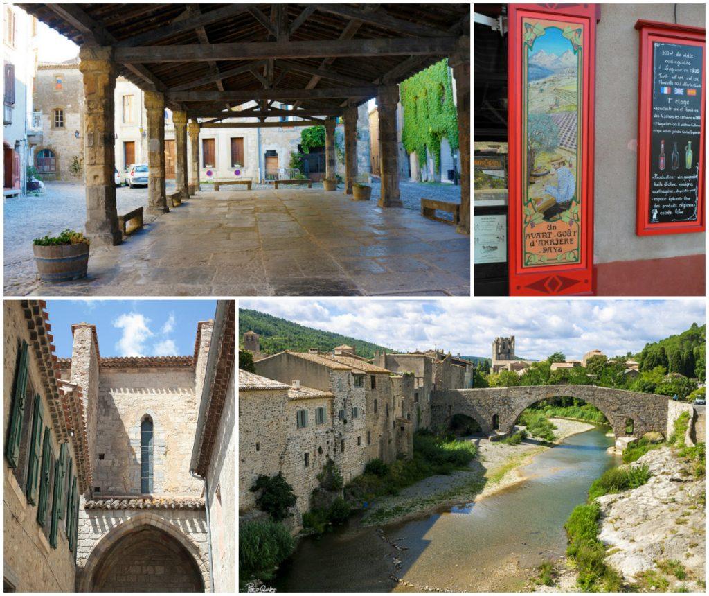 Mooiste dorpen van de Languedoc Lagrasse