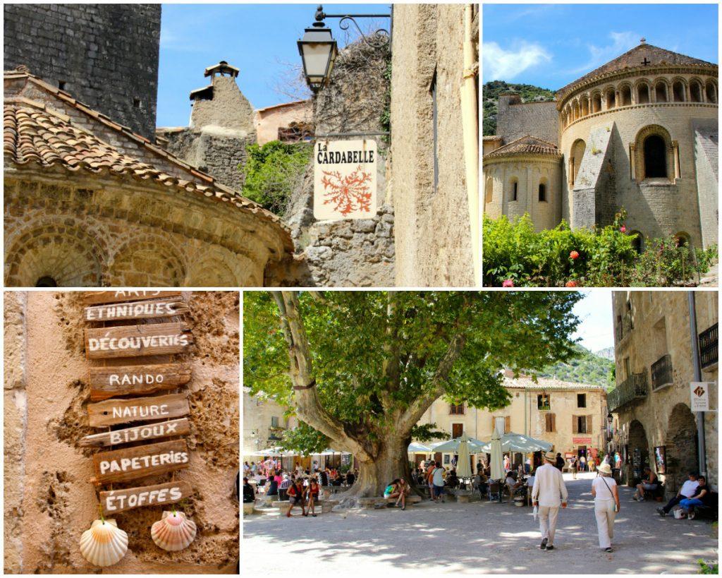 Mooiste dorpen van de Languedoc Saint-Guilhelm