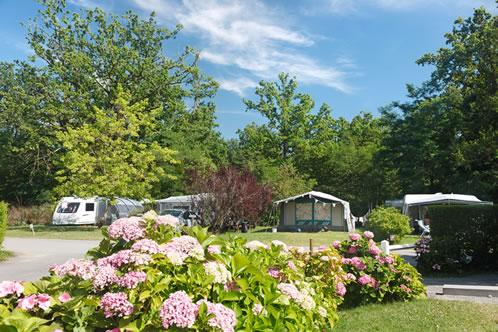 camping Le FIerbois Les Castels Loirevallei