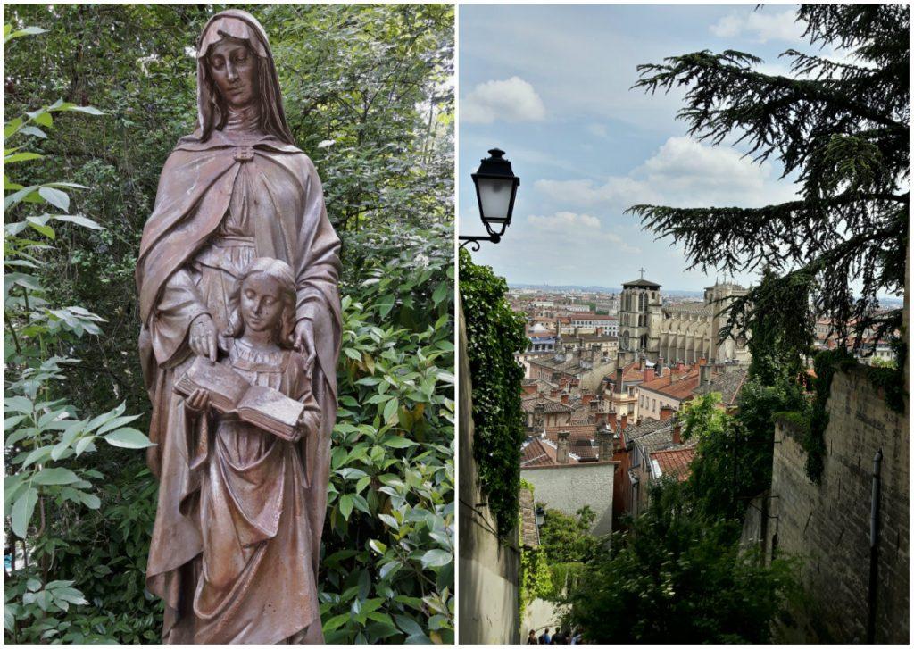 Lyon bezoektips tussenstop stedentrip leuk om te zien Fourviere Vieux-Lyon
