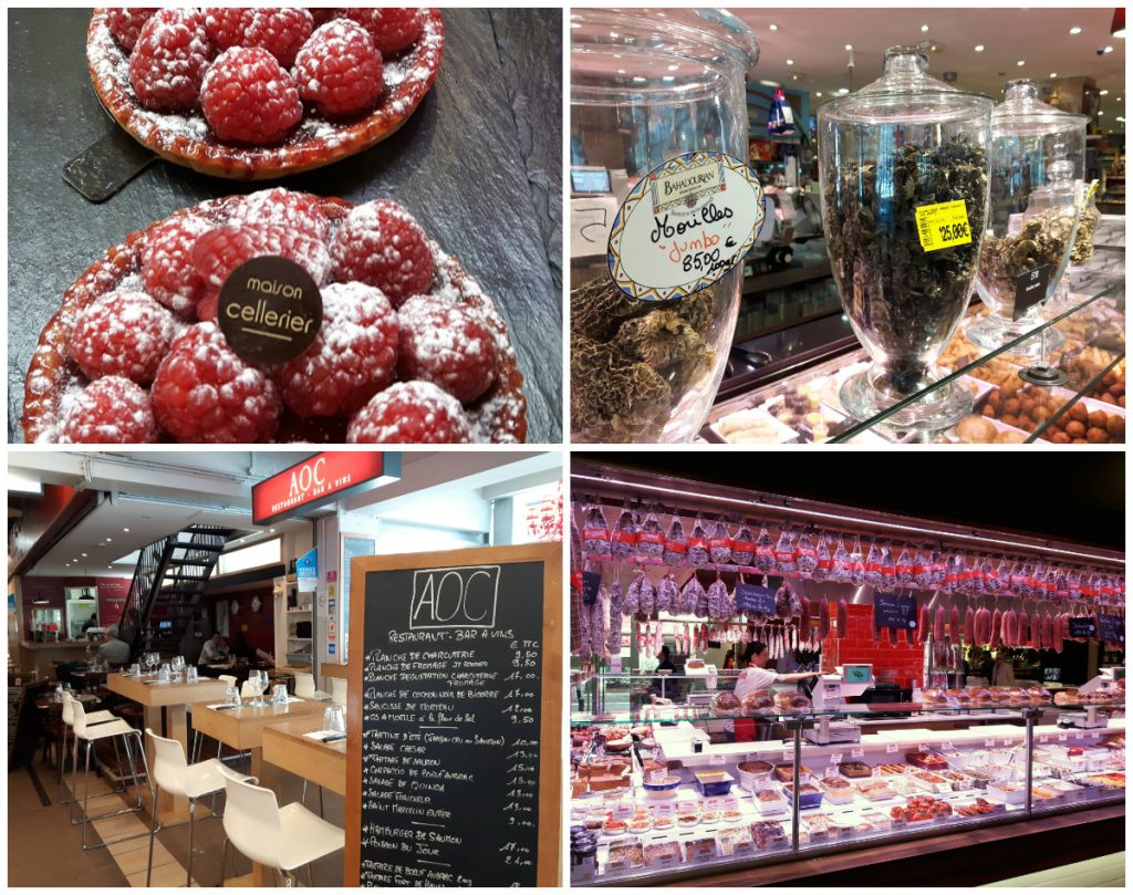 Lyon bezoektips tussenstop stedentrip leuk om te zien Part-Dieu mark Paul Bocuse hallen