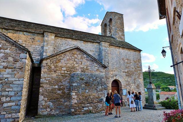Mooiste dorpen van de Languedoc Minerve