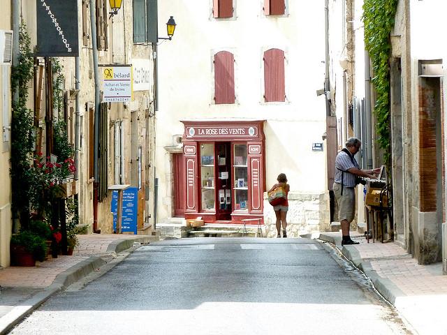 Mooiste dorpen van de Languedoc Montolieu