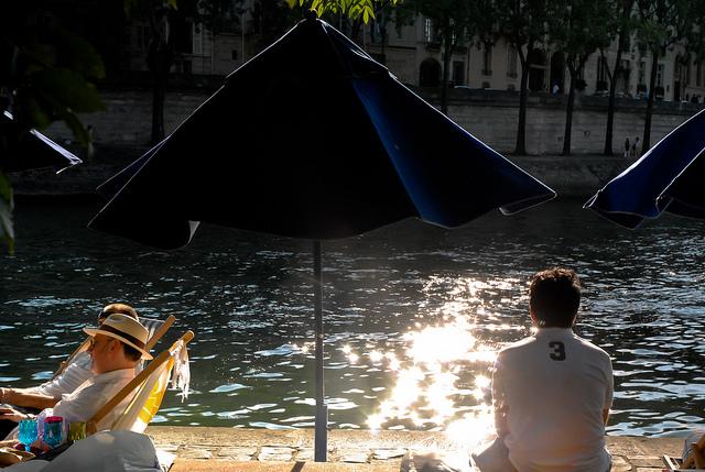Paris Plage Parijs