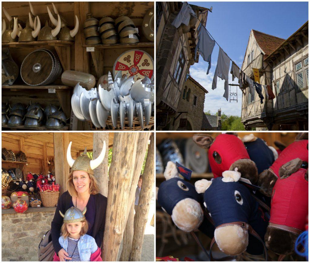 Puy du Fou themapark Vendee Frankrijktip met kinderen