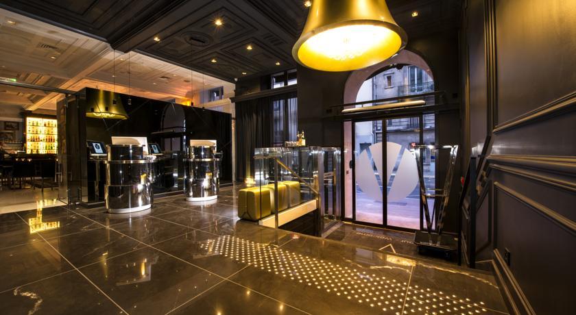hotel Dijon Vertigo binnenstad tussenstop Bourgogne