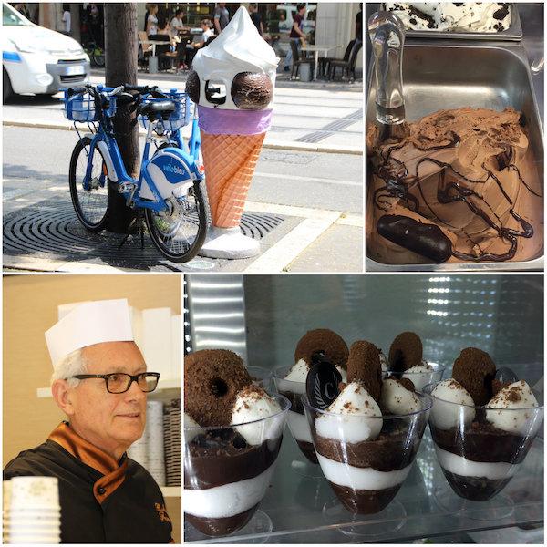 Arlequin Gelati beste ijs van Nice