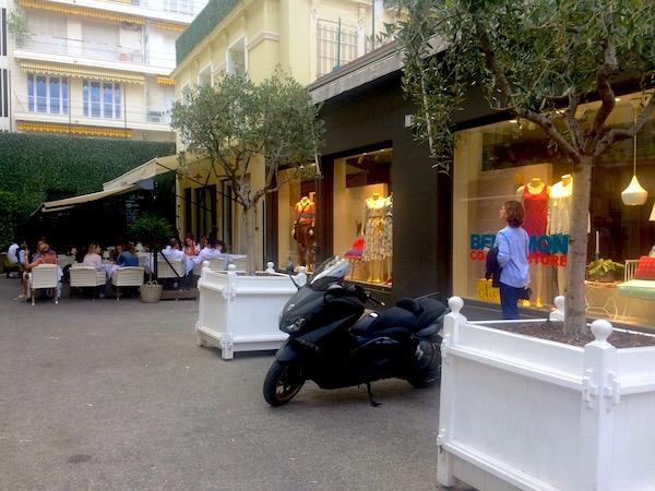 Bensimon conceptstore in Nice
