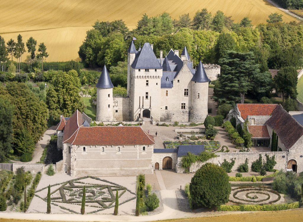 chateau du Rivau Loirekasteel mooie tuinen met kinderen