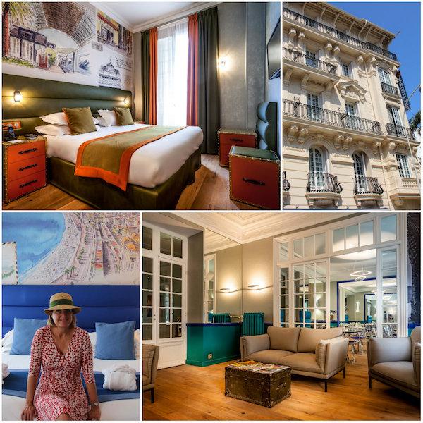 Nice Excelsior****, mooi Hotel in Nice