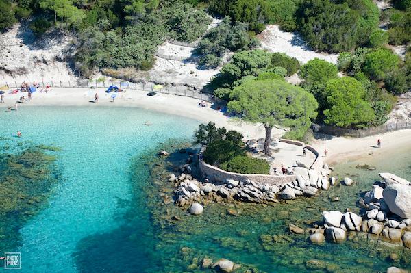 Palombaggia mooiste stranden Corsica