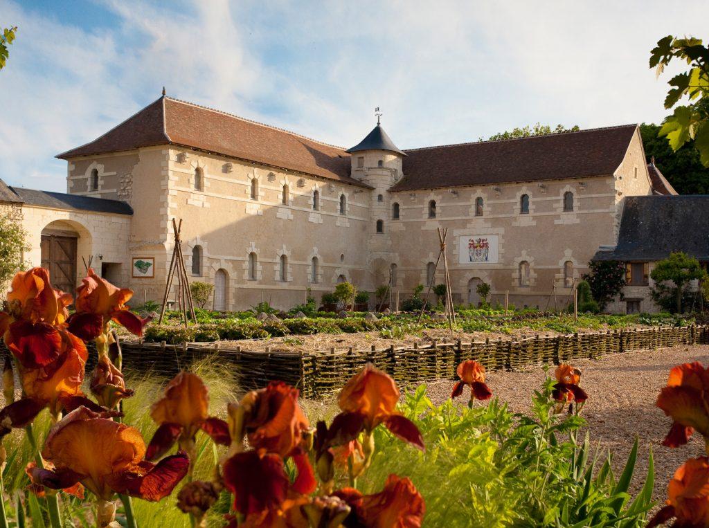 chateau du Rivau Loirekasteel mooie tuinen met kinderen paardestallen