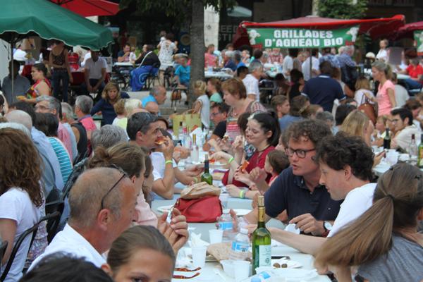 Dordogne-lot-avondmarkt
