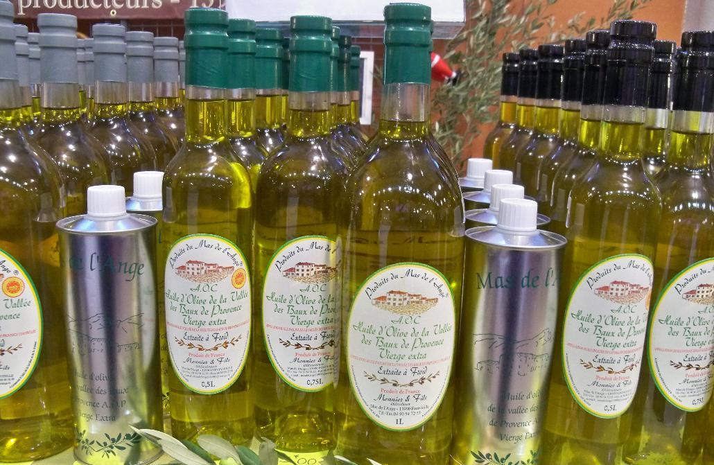 Olijfolie uit de Provence